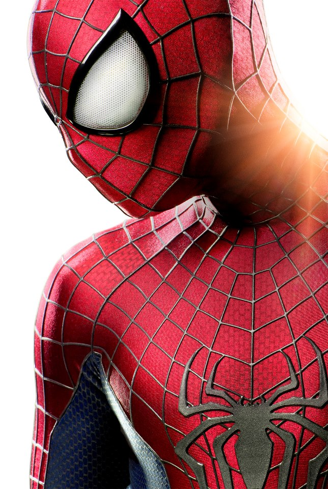 Regular Guy/First Look at New Amazing Spider-Man 2 Costume