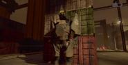 Rhino Mech Suit TASM2 video game