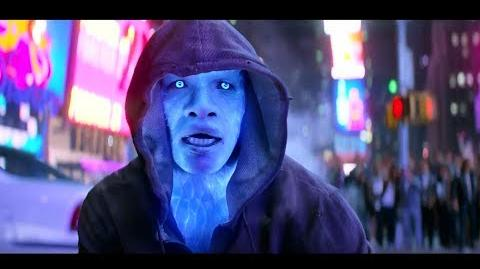 'Rise Of Electro' 3-Minute Sneak Peek for The Amazing Spider-Man 2