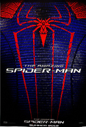 The Amazing Spider-Man teaser poster
