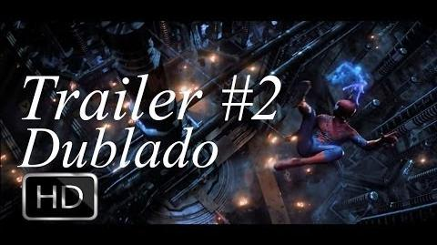 O Espetacular Homem-Aranha 2 A Ameaça de Electro - Trailer 2 Dublado Oficial - HD