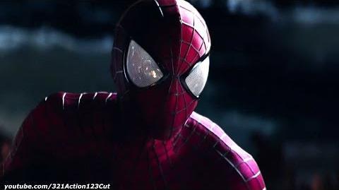 Spider-Man vs. Electro Final Battle - The Amazing Spider-Man 2-(2014) Movie Clip Blu-ray 1080p