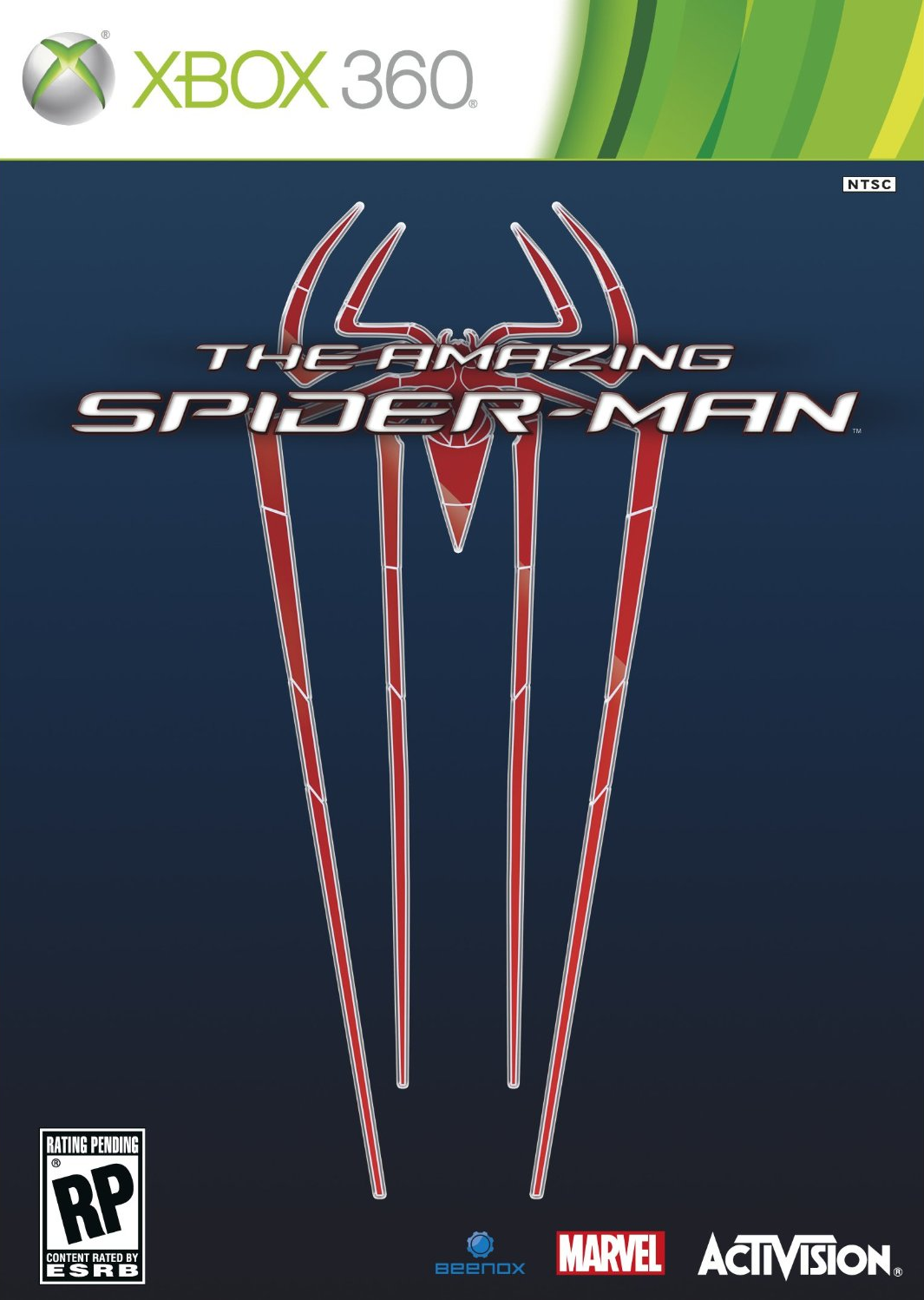 The Amazing Spider-Man - Xbox 360 game.png