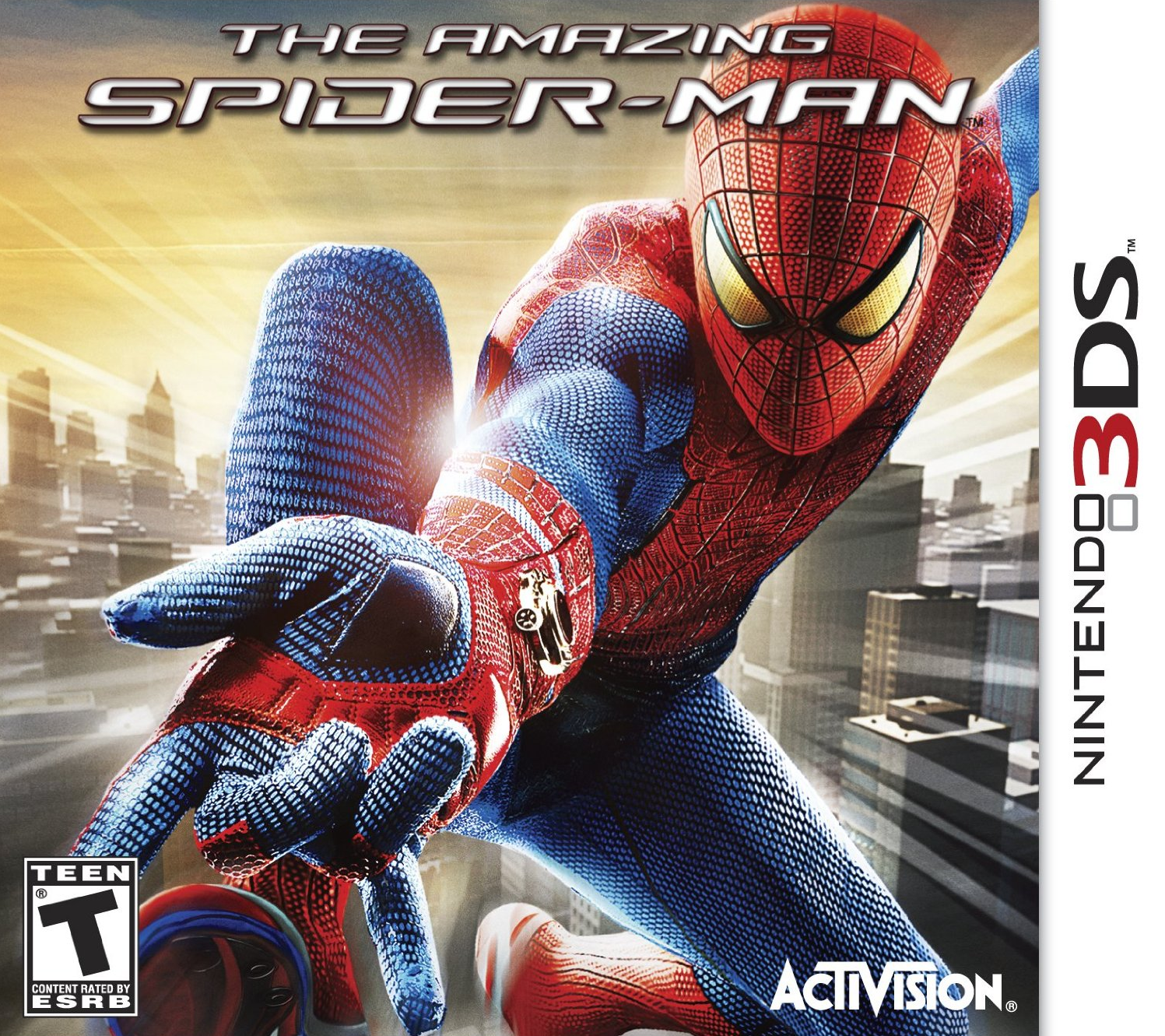 The Amazing Spider-Man - Nintendo 3DS game 1.png