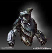 Art-amazing-spider-man-rhino-6