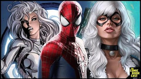 Black Cat & Silver Sable SONY Spider-Verse Film Announced