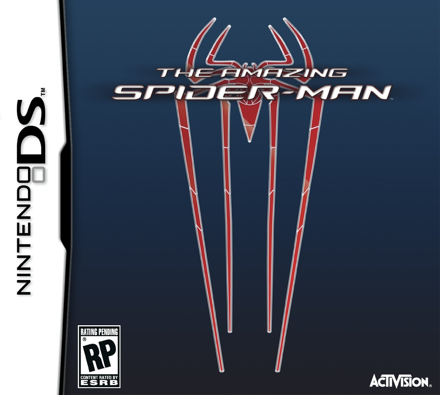 The Amazing Spider-Man - Nintendo DS game.png