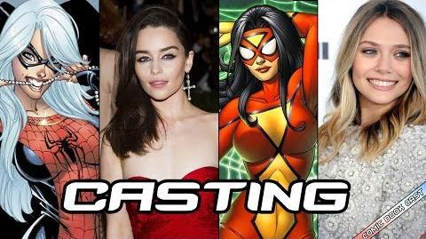 Emilia Clarke and Elizabeth Olsen Eyed For Spider-Man Roles