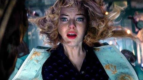 Gwen Stacy's Death Scene - The Amazing Spider-Man 2 (2014) Movie CLIP HD