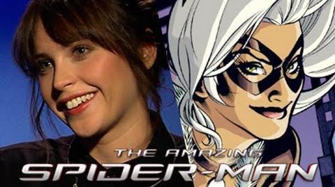Felicity Jones Plays Coy About Black Cat's Return In Spider-Man Franchise