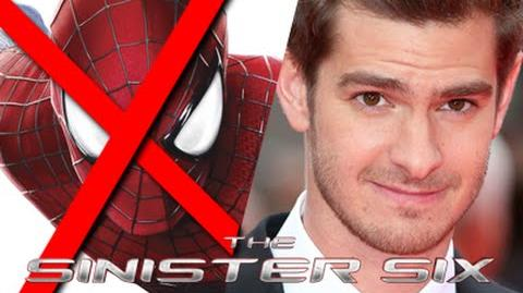 Andrew Garfield Says Spider-Man Isn't Important To The 'Sinister Six' Movie