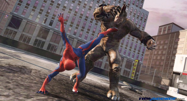 The-Amazing-Spider-Man Vs Rhino II.jpg