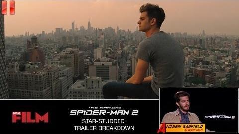 Amazing Spider-Man 2 Cast Trailer Breakdown with Andrew Garfield, Emma Stone & Marc Webb