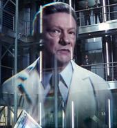Norman Osborn hologram