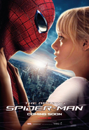 The Amazing Spider-Man seventh poster