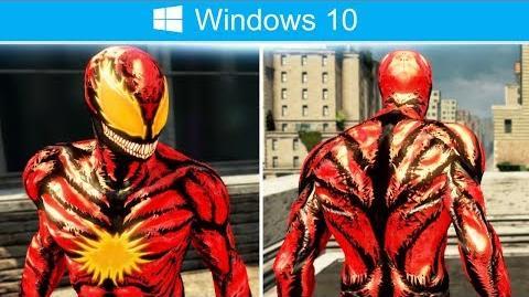 CARNAGE Free Roam Gameplay (The Amazing Spider-Man 2 PC Mod)