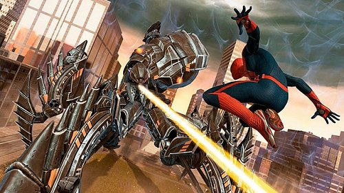 The-Amazing-Spider-Man and Robot.jpg