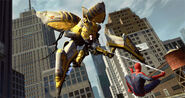 The-Amazing-Spider-Man Vs Robot
