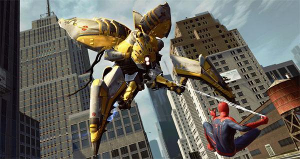 The-Amazing-Spider-Man Vs Robot.jpg