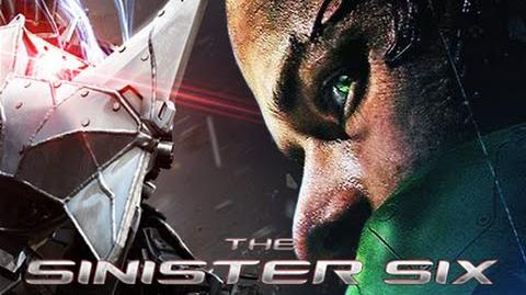 Sony Begins Promoting The 'Sinister Six' Movie