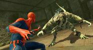 Spidey faces off against Iguana