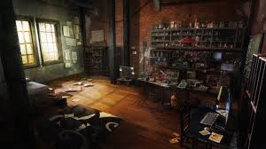 Stan's apartment