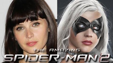 Felicity Jones Confirms She Has A Costume In The Amazing Spider-Man 2