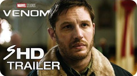 Marvel's VENOM (2018) Teaser Trailer 1 - Tom Hardy Marvel Movie HD (Fan Made)