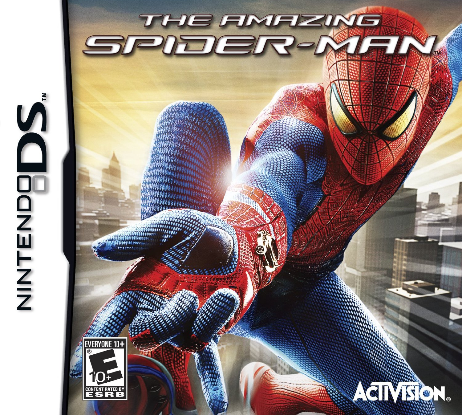 The Amazing Spider-Man - Nintendo DS game 1.png