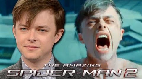 Dane Dehaan Talks Alternate Scenes In The Amazing Spider-Man 2, New BTS Video