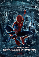 The Amazing Spider-Man fifth poster