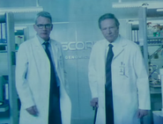 Richard Parker and Norman Osborn