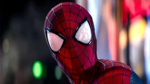 Spider-Man vs. Electro - Times Square Battle - The Amazing Spider-Man 2 Movie Clip Blu-ray 1080p