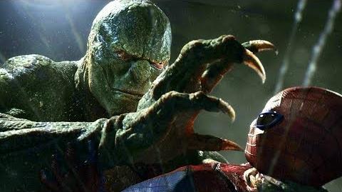 Spider-Man vs The Lizard - Sewer Fight Scene - The Amazing Spider-Man (2012) Movie CLIP HD