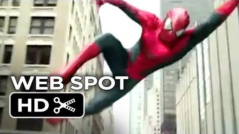 The Amazing Spider-Man 2 WEB SPOT - Street Chase (2014) - Andrew Garfield Movie HD
