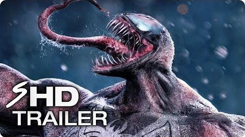 Marvel's VENOM (2018) Full Concept Trailer 1 - Tom Hardy Marvel Movie HD