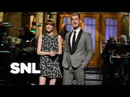 Monologue- Andrew Garfield Gets Advice from Emma Stone and Aidy Bryant - SNL