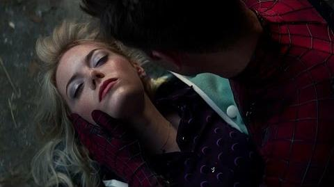 Goblin Fight & Gwen's Funeral - The Amazing Spider-Man 2-(2014) Movie Clip Blu-ray 1080p