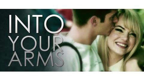 Gwen ♡ peter into your arms
