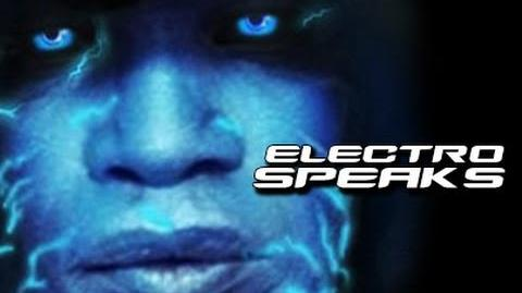 Electro's Voice In 'The Amazing Spider-Man 2'
