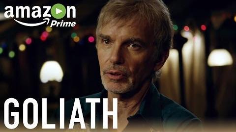 Inside 'Goliath' An Amazon Original Series Amazon Video