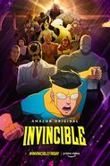 Invincible Ep 5 Poster EyiY6XgW8AU2Vhf