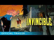 Invincible – Official Trailer - Prime Video