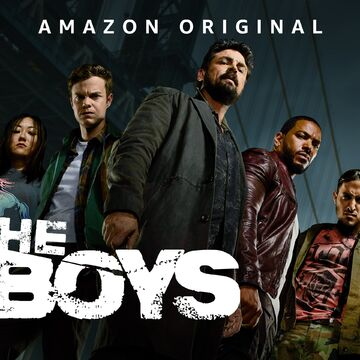The Boys Tv Series The Boys Wiki Fandom