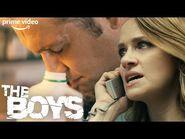 Homelander Makes Himself At Home - The Boys - Prime Video