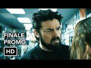 "The Boys 2x08 Promo ""What I Know"" (HD) Season Finale Superhero series"