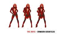 The Boys Crimson Countess by jonathan-standing
