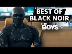 The Boys Season 1 - Black Noir - Prime Video