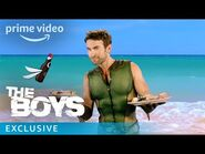 The Boys Chace Crawford Kirei Shoyu Ad - Prime Video
