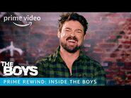 The Boys Cast & Crew Deep Dive into Season 1 - Prime Rewind- Inside The Boys